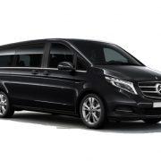 Servizio di noleggio con conducente - minivan